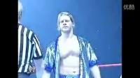 WWE 两女VS两男  现场打屁屁 扒胸围_标清