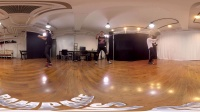 (V世界提供)韩国魅力劲舞天团VR视频