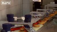 自动理料线,自动包装机,高速理料线,食品包装线,饼干包装线