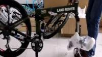 视频: 旭峰自行车路虎山地车安装视频_标清