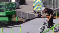 视频: BMX - Devon Smillie XGames practice Day