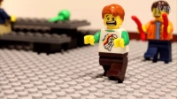 【转载】乐高定格动画之《蒂姆和拉尔夫》第13集:食物大作战