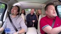 百老汇演员拼车k歌秀-Broadway Carpool Karaoke