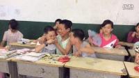 江西省上饶市广丰区东阳乡管村学校五一班六一儿童节自娱自乐之美女合唱