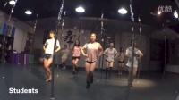 广州罗兰钢管舞——学员演绎《刺痛》爵士舞 乱能电影www相关视频