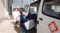 盖州市中西医结合医院急救中心短片