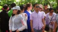 橙色的季节QQ群2016.6.5在洪湖花园摘桃子