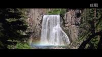 加州莫诺县的自然美景