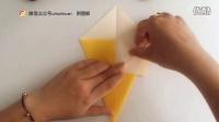 手工折纸:冰淇淋
