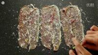 如何制作烘焙火腿芦笋卷