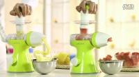 果语正品儿童原汁机多功能榨汁低速儿童冰淇淋_超清