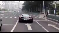 泡妞神器法拉利458惊现常州街头!太帅了!