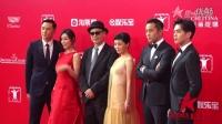 星唯娱乐:第十九届上海国际电影节开幕式红毯