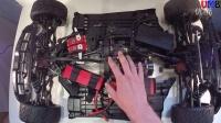 国际玩家喜爱MCD XS5  电车 配腾翔TENSHOCK X501 4WD 四驱8磁极电机