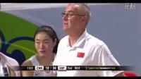 2016年里约奥运会女篮落选赛中国VS西班牙集锦_
