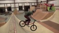 视频: Josh Perry - Racing The Knife  RideBMX