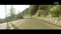 视频: 无刹车死飞下长坡正确的方法