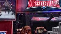 "WWE《摔角狂热32》罗曼雷恩斯VS""王中王&rdqu"