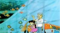 信息技术与小学语文融合教案《兰兰过桥》