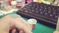 【粘土教程】三色冰激凌