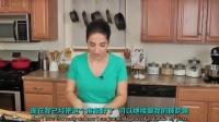 【劳拉厨房物语】教你早餐披萨的做法 @柚子木字幕组
