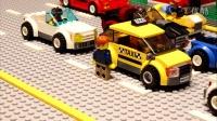 【转载】乐高定格动画之出租车