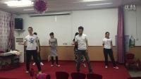齐市青年舞蹈《做与不做》盛晓玫基督教舞蹈