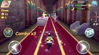 超级飞侠2.ep117 挑战罗马利来古堡69关3星任务失败★乐迪超级飞侠玩具游戏