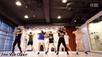 学员展示《Monrreal》 编舞:A-WEI 自由式流行舞基地hiphop舞蹈课程实拍