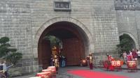 【拍客】都江堰宣化门状观复古开城门威武仪式