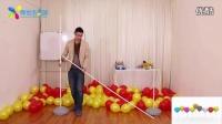 魔术气球教程小狗_魔术气球 入门_气球花造型教程