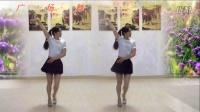 黄山屯浦广场恰恰舞〈暖暖的幸福〉正背面演示
