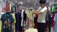 伊福舍女装第11期,夏款短袖连衣裙,均配,16元一件50件起批,不包邮。 清款私聊