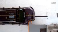 2016款途胜乘客侧 IIHS正面25%碰撞测试