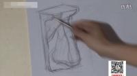 色彩搭配原理与技巧石膏几何体图片_漫画人物画法教程_素描入门书籍58