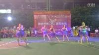 珠影广场阿莲健身队《掌声在哪里》变队形演出版
