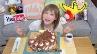 【大吃货爱美食】木下养不起之超大德国黑森林蛋糕篇 160629