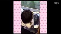 实拍EXO张艺兴在地铁被粉丝调戏满脸尴尬你怎么看