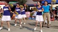 《乡村盛宴》(8)爱着你宠着你_发改委领导与民同乐,姜墩村舞蹈队表演(片段)