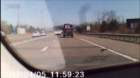 Autopilot Saves Model S