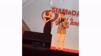 【NFC】 Nadech160630SiamDaraStarAwards2016Nadech、Yaya 获得最受欢迎男、女演员奖
