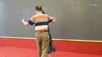 胡锦明,陈丽丽的交谊舞表演