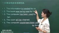 第21讲.新概念英语 英语音标口语语法学习 英语手抄报图片