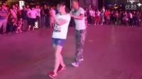 双人动感广场舞