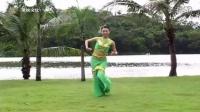 傣族舞蹈教学视频 傣族舞蹈月光下的凤尾竹