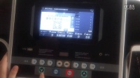 佑美w999跑步机彩屏版使用方法