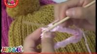 【娟子毛线】帽子编织视频 儿童帽子 双元宝帽子织法 46_高清
