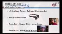 思知瑞科技 brainwave computer interface脑机接口 neurosky新技术成果展示