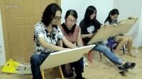 青岛绘画美术培训班_素描色彩速写动漫班 崂山艺海画室专业美术培训