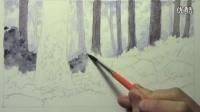 [中英]Mark Crilley漫画教程108全彩丛林场景(强烈推荐)[闻风听译_高清